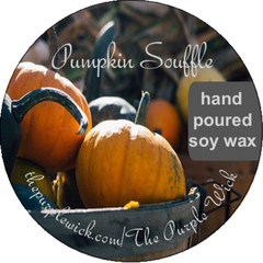Pumpkin Souffle-The Purple Wick-The Purple Wick