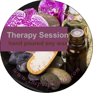 Therapy Session-The Purple Wick-The Purple Wick