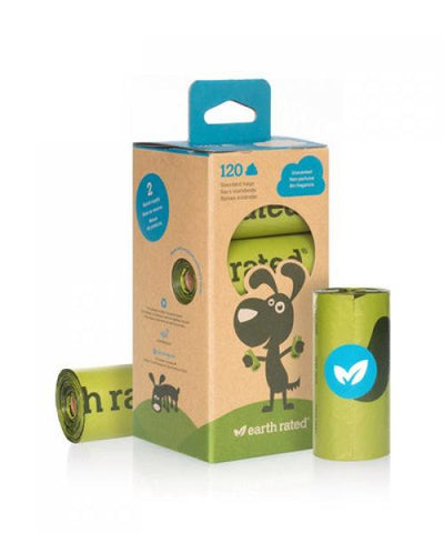 Earth Rated Poop Bag Refill Unscented