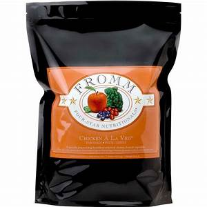 Fromm 4 Star Nutrition 5LB (3878914097186)