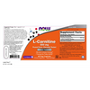 Now Foods L-Carnitine 500 mg - 60 Veg Capsules - Health As It Ought to Be