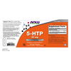 Now Foods 5-HTP 50 mg - 90 Veg Capsules - Health As It Ought to Be