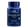Life Extension Pantothenic Acid (Vitamin B-5) 500 mg - 100 Capsules - Health As It Ought to Be
