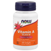 Now Foods Vitamin A 25,000 IU - 100 Softgels - Health As It Ought to Be