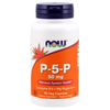 Now Foods P-5-P 50 mg - 90 Veg Capsules - Health As It Ought to Be