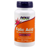 Now Foods Folic Acid 800 mcg with Vitamin B-12 - 250 Tablets - Health As It Ought to Be