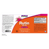 Now Foods Rutin 450 mg - 100 Veg Capsules - Health As It Ought to Be