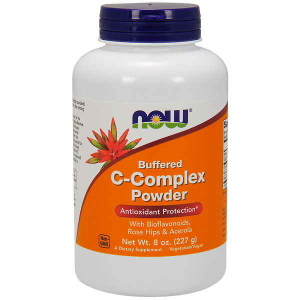 Now Foods Vitamin C-Complex, Buffered Powder - 8 oz.