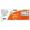Now Foods Borage Oil 1000 mg - 60 Softgels - Health As It Ought to Be