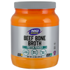 Now Foods Beef Bone Broth Powder - 1.2 lbs - Health As It Ought to Be