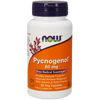 Now Foods Pycnogenol® 60 mg - 50 Veg Capsules - Health As It Ought to Be
