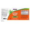 Now Foods Ginkgo Biloba 60 mg - 60 Veg Capsules - Health As It Ought to Be