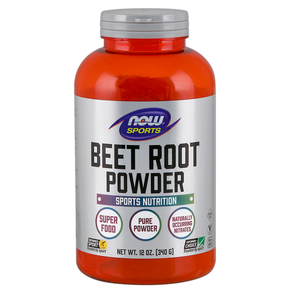 Now Foods Beet Root Powder -12 oz. - Health As It Ought to Be