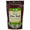 Now Foods Chia Seed, Organic - 12 oz. - Health As It Ought to Be