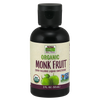 Now Foods Monk Fruit Liquid, Organic - Health As It Ought to Be
