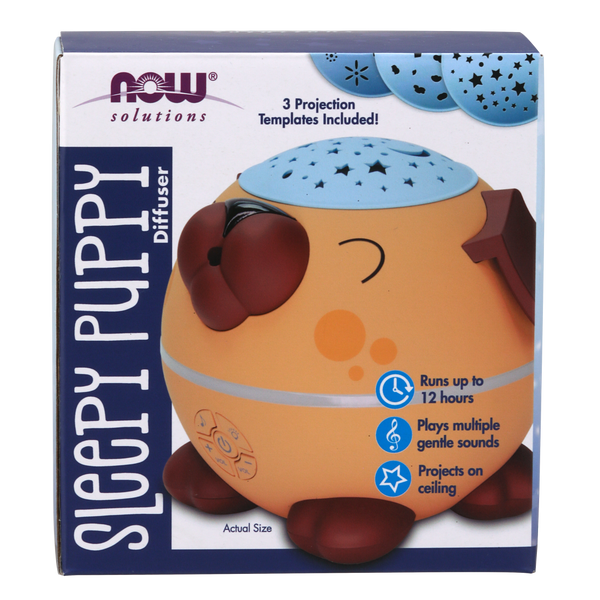 Now Foods Sleepy Puppy Essential Oil Diffuser