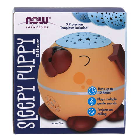 Now Foods Sleepy Puppy Essential Oil Diffuser - Health As It Ought to Be