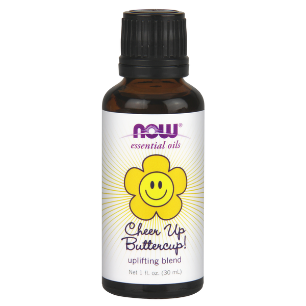 Now Foods Essential Oil Blend, Cheer Up Buttercup - 30 ml - Health As It Ought to Be