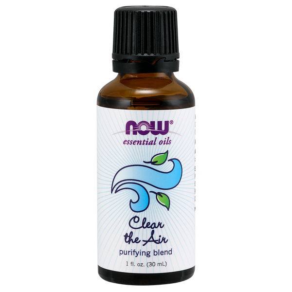 Now Foods Essential Oil Blend, Clear The Air - 30 ml