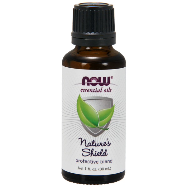 Now Foods Essential Oil Blend, Nature's Shield - 30 ml - Health As It Ought to Be