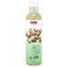 Now Foods Castor Oil, Organic - 8 fl oz. - Health As It Ought to Be