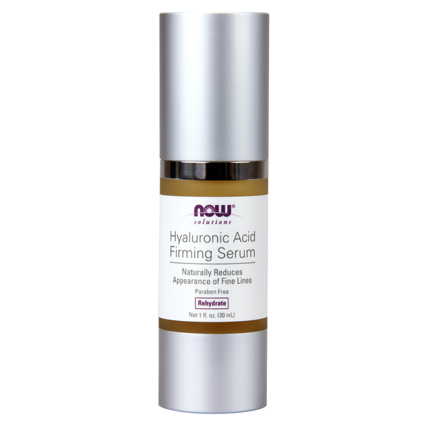 Now Foods Hyaluronic Acid Friming Serum - 1 fl oz. - Health As It Ought to Be