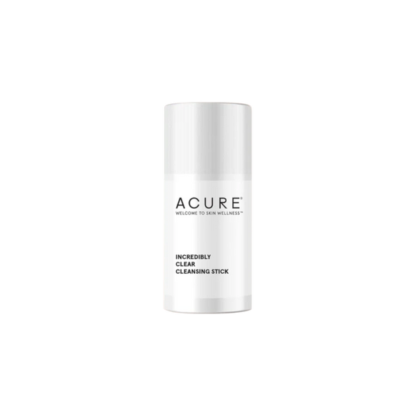 Acure Incredibly Clear Cleansing Stick - 2 fl oz. - Health As It Ought to Be