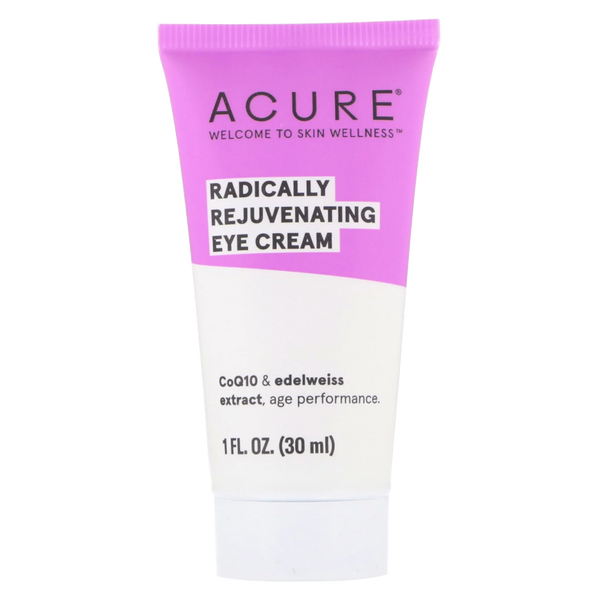 Acure Radically Rejuvenating Eye Cream - 1 fl oz. - Health As It Ought to Be