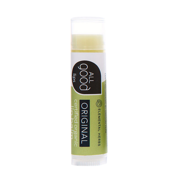 All Good Organic Organic Lip Balm - 4.25g - Health As It Ought to Be