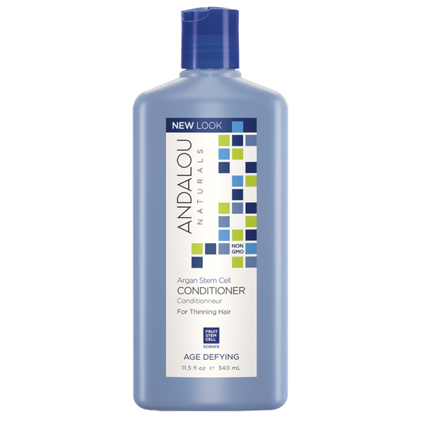 Andalou Naturals Argan Stem Cell Age Defying Conditioner - 11.5 fl oz. - Health As It Ought to Be