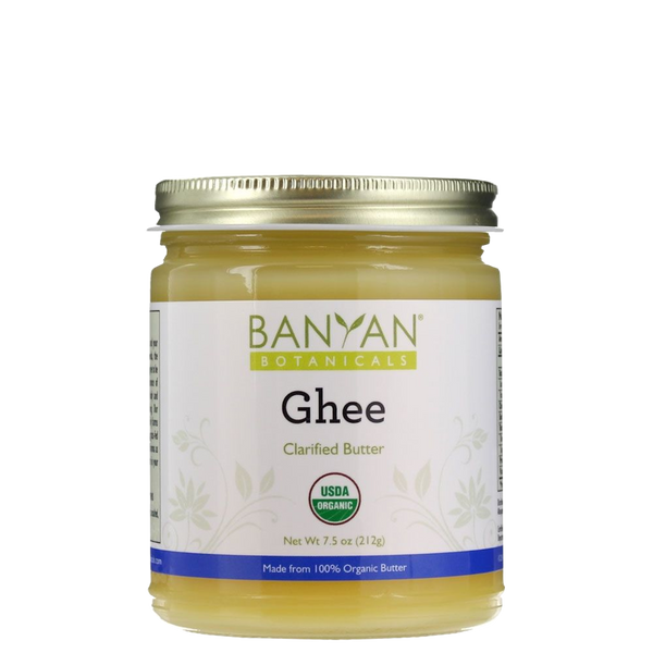 Banyan Botanicals Ghee - 7.5 oz. - Health As It Ought to Be