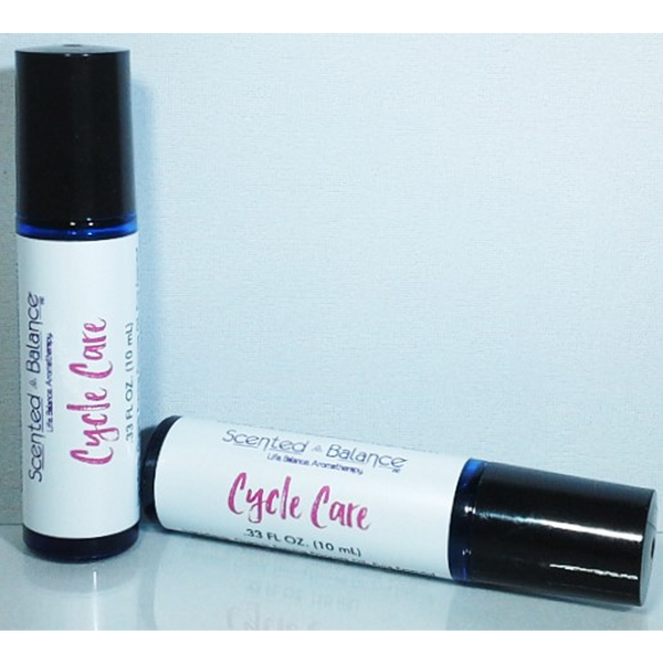Scented Balance Cycle Care Aromatherapy Rollerball - Health As It Ought to Be