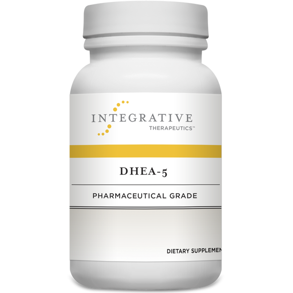 Integrative Therapeutics DHEA 5- 60 Veg Capsules - Health As It Ought to Be