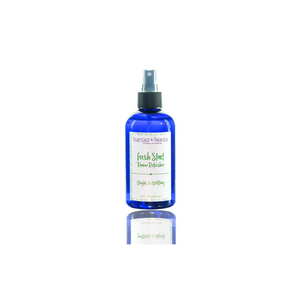 Scented Balance Fresh Start Room Spray - Health As It Ought to Be