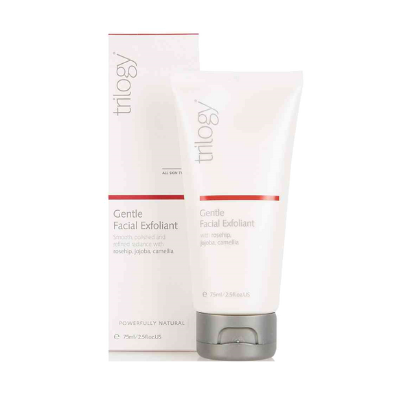 Trilogy Gentle Facial Exfoliant - 2.5 fl oz.