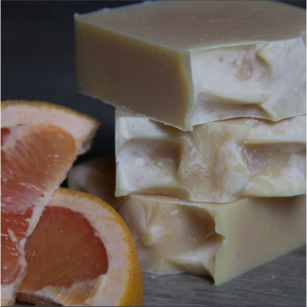 Farm & Field Grapefruit-Litsea Soap - Health As It Ought to Be