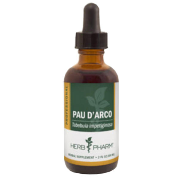 Herb Pharm Pau d'Arco - 2 fl. oz. - Health As It Ought to Be