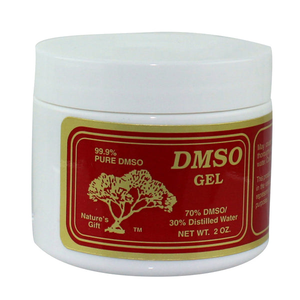 DMSO Inc. - DMSO Plain Gel - 2 oz. - Health As It Ought to Be