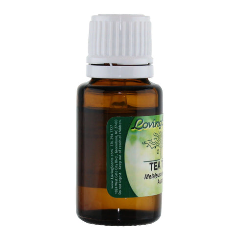Loving Sense Tea Tree (Melaleuca alternifolia) Oil, Australia - 15 ml - Health As It Ought to Be