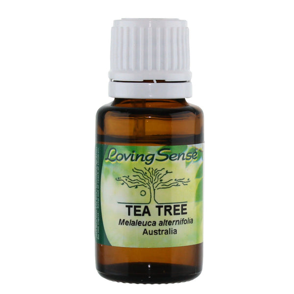 Loving Sense Tea Tree (Melaleuca alternifolia) Oil, Australia - 15 ml