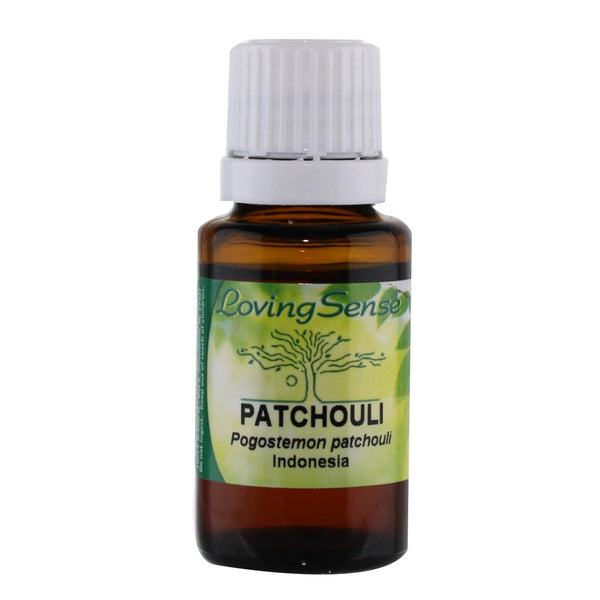 Loving Sense Patchouli (Pogostemon patchouli) Oil, Indonesia - 15ml - Health As It Ought to Be