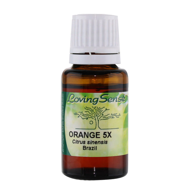 Loving Sense Orange Oil - 15ml