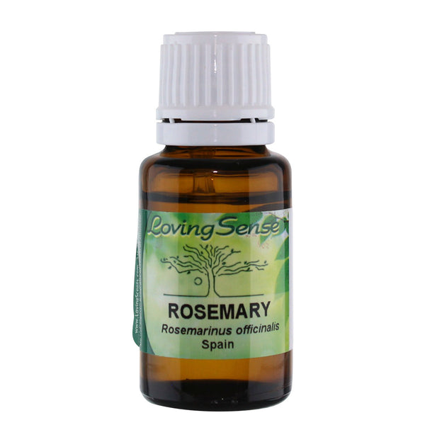 Loving Sense Rosemary Oil - 15ml - Health As It Ought to Be