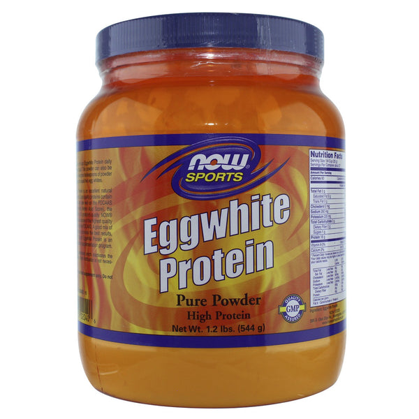 Now Foods Egg White Protein 1.2lb