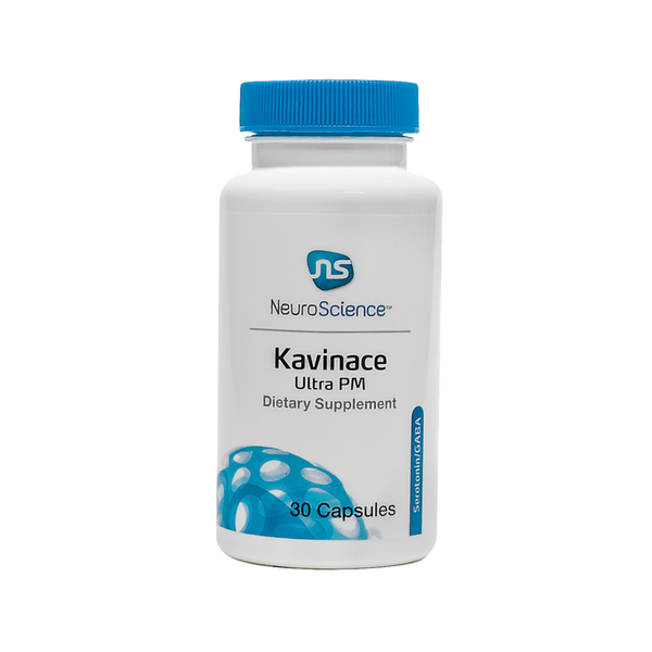 NeuroScience Kavinace Ultra PM - 30 Capsules - Health As It Ought to Be