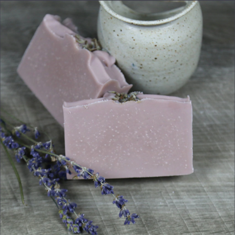 Farm & Field Lavender Goat Milk Soap - Health As It Ought to Be