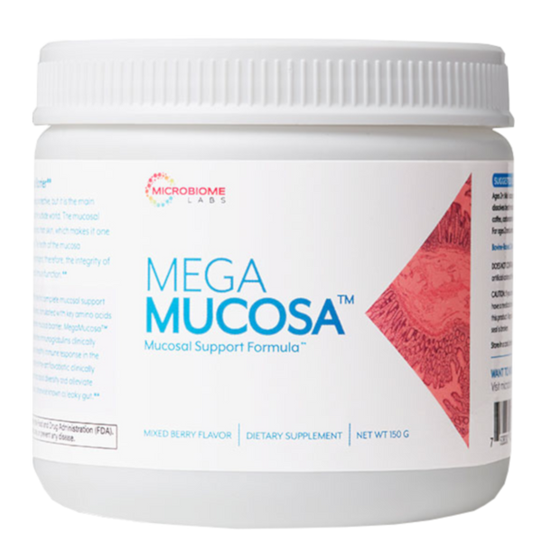Microbiome Labs MegaMucosa - 150 g - Health As It Ought to Be