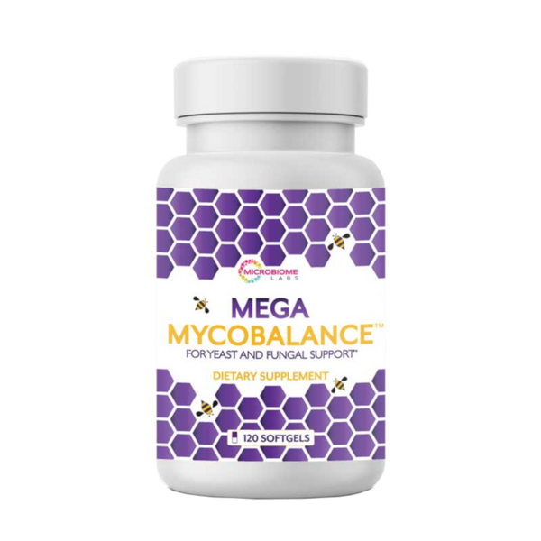 Microbiome Labs Mega Mycobalance - 120 Softgels - Health As It Ought to Be