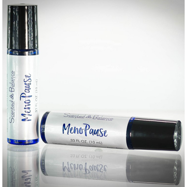 Scented Balance MenoPause Aromatherapy Rollerball