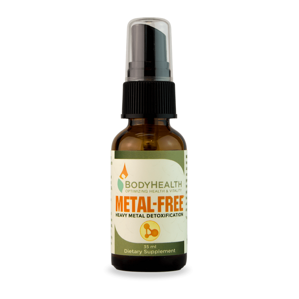 BodyHealth Metal-Free - 35 ml - Health As It Ought to Be